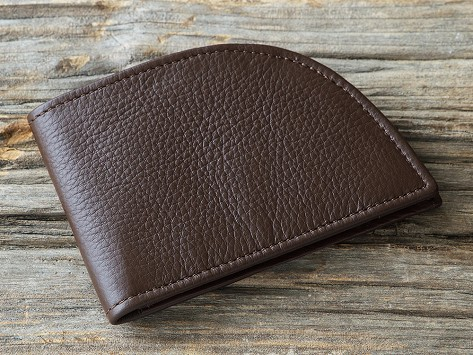e6907393ffa Leather Front Pocket Wallet