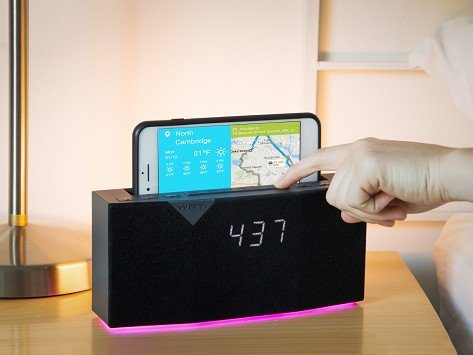 Beddi Smart Alarm Clock By Witti Design The Grommet