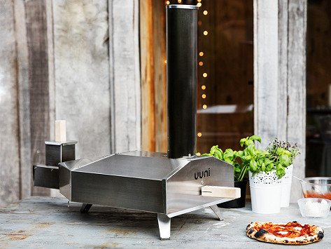 Uuni 3 Wood Fired Pizza Oven Pizza In 60 Sec The Grommet