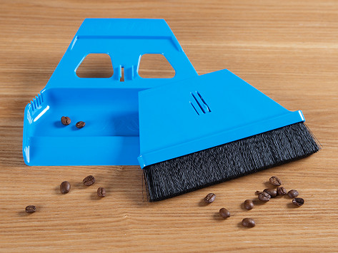 Mini Hand Broom And Dustpan Set By Wisp The Grommet