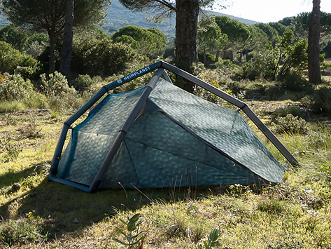 & Fistral Inflatable Tent by Heimplanet | The Grommet