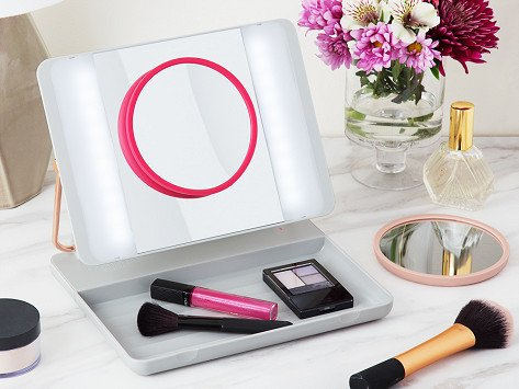 Spotlite Hd Bright Daylight Led Makeup Mirror