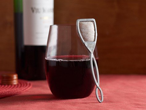 purewine the wand wine filter | the grommet