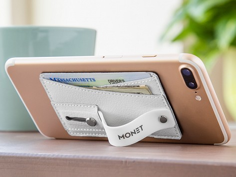 Monet: 3-in-1 Smartphone Grip