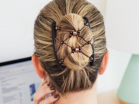 Magic Hair Comb By Hairmagic Style In Seconds The Grommet