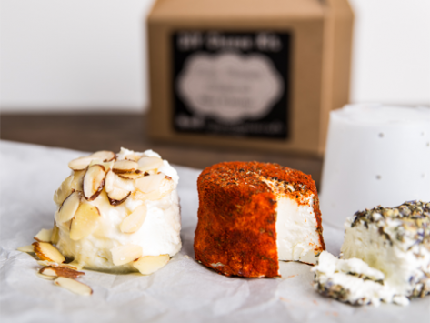 Goat Cheese (Chevre)