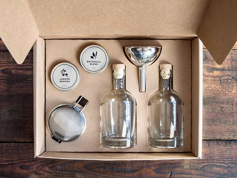 Diy gin by the homemade gin kit the grommet solutioingenieria Gallery