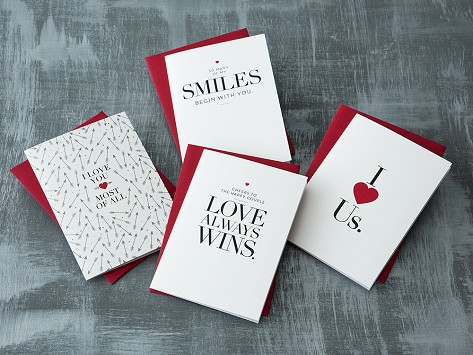 Boxed set of 8 greeting cards the grommet m4hsunfo