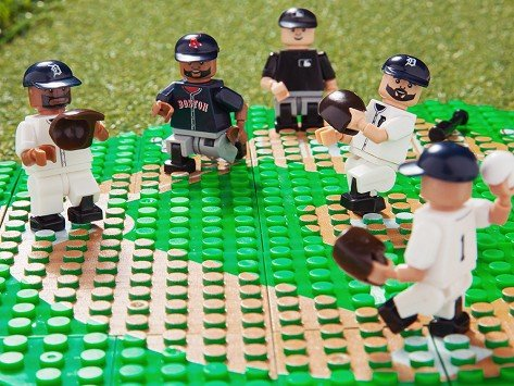 Baseball Infield Set by OYO Sports   The Grommet