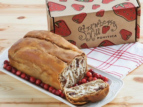 Strawberry hill bakery coupons