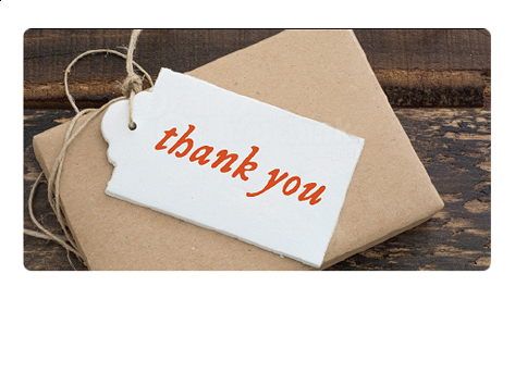 thank you by email gift card the grommet