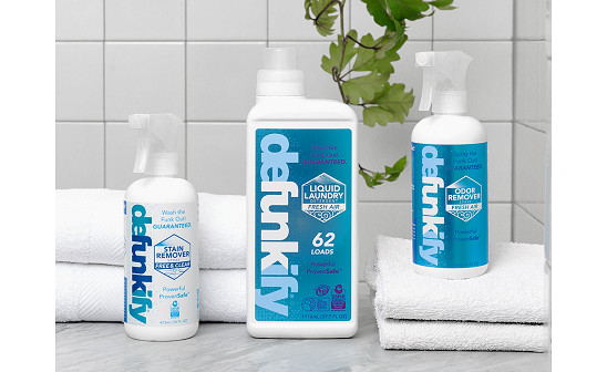 Eco-Friendly Detergents & Cleaners