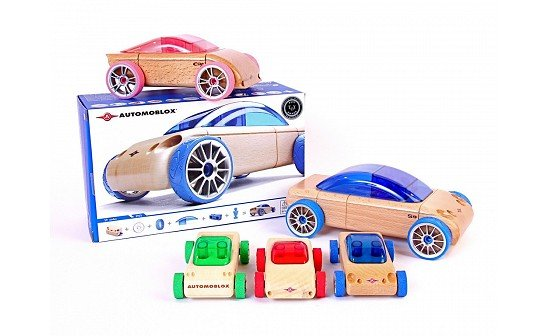 Toy car design system