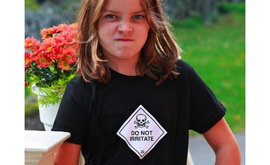 Irreverent Tees for Kids