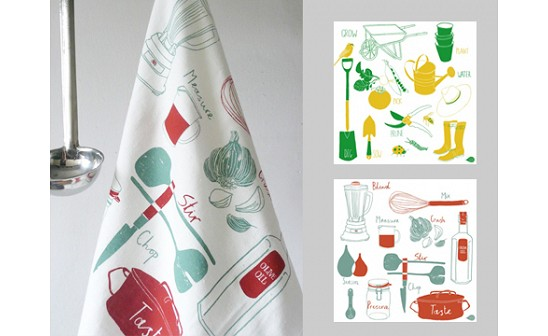 Screen-printed designs for all occasions