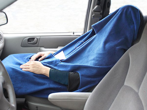Smart Blanket | Wearable Travel Blanket
