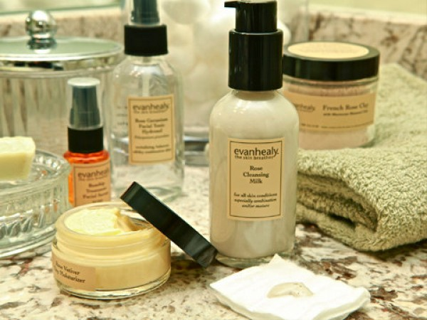 evanhealy - Organic, Holistic Skincare Products