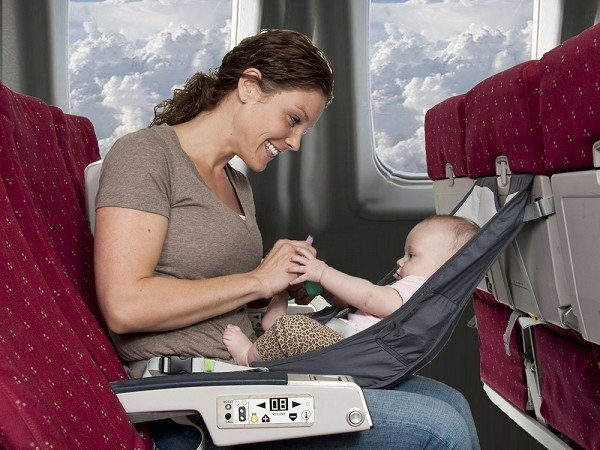 Infant Travel Seat By Flyebaby The Grommet