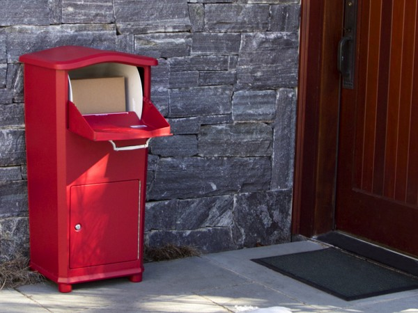 Secure Mailbox By Elephantrunk The Grommet