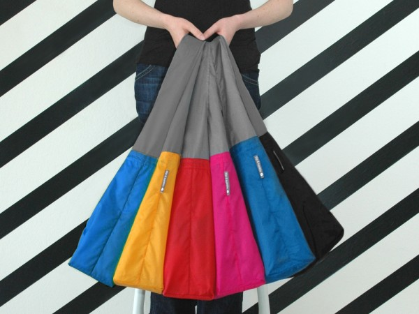 Reusable Grocery Bags by flip & tumble