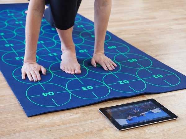 Yoga Mat By Yoga By Numbers The Grommet