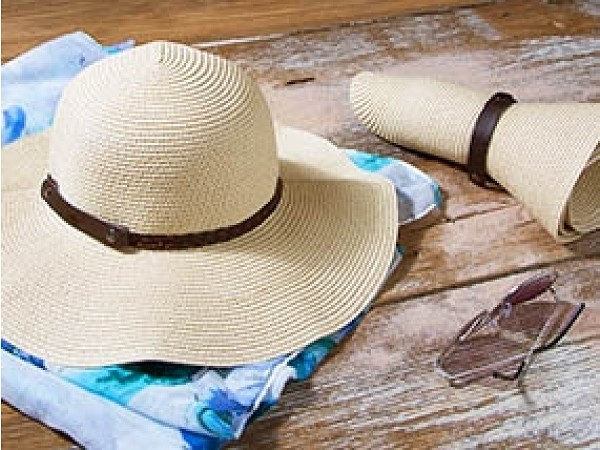 ec8630f53109c Roll-n-Go Sun Hat by SunLily