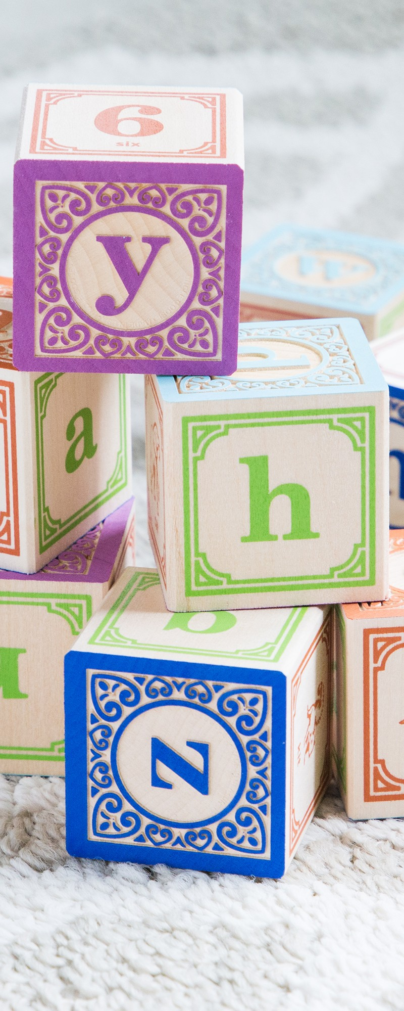 Uncle goose blocks classic alphabet blocks made in the usa gamestrikefo Gallery