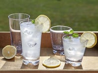 BarLuxe: Unbreakable Drinkware - Set of 6