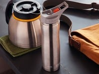 Eco Vessel: Triple Insulated Stainless Steel Water Bottle