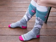 Darn Tough Vermont: Women's Ski/Ride Sock