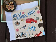 Destinations Tea Towels