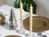 Et Al Designs: Holiday Beeswax Tapers