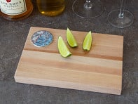 CHART Metalworks: Bar Cutting Board