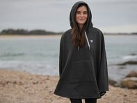 Sweatshirt Cape