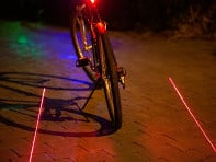 4id: PowerLanez LED Bike Light