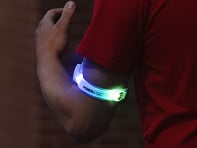 4id: PowerArmz Light Up Armband