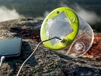 MPOWERD: Luci Pro Outdoor 2.0: Solar Inflatable Lantern + Charger