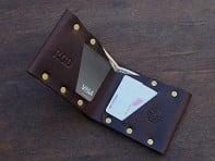 American Bench Craft: Riveted Billfold Wallet