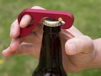GrabOpener: One Handed Bottle Opener