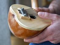 Mountain Melodies: Gourd Thumb Piano