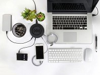 ChargeHub: Elite USB Wireless & Type-Charger