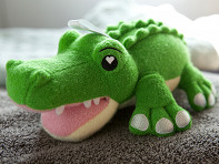SoapSox: Hunter the Gator