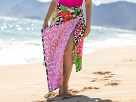 Simple Sarongs: Cotton Sarong & Towel Cover-Up