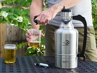 Drinktanks: Perfect Growler - 128 fl. oz.