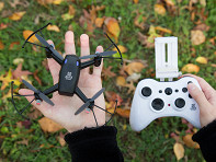 Aerix Drones: Black Talon Beginner Racing Drone