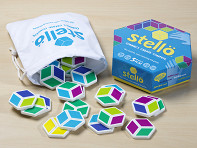M?bi: Stell? Color-Matching Tile Game