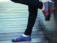 FitKicks®: Men's Minimalist Athleisure Shoes
