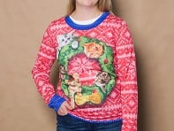 Faux Real: Ladies' Ugly Holiday T-Shirts