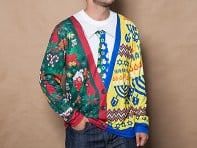 Faux Real: Men's Ugly Holiday T-Shirts