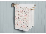 Coast & Cotton: Patterned Hand Towel